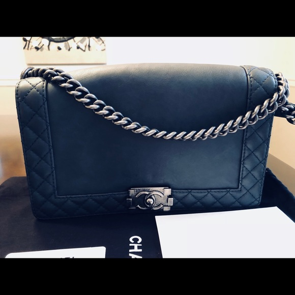 CHANEL Bags   Boy Bag   Poshmark 9b9cd18ec3